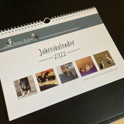 Aufgepasst der neue Kalender für das Jahr 2022 ist da!